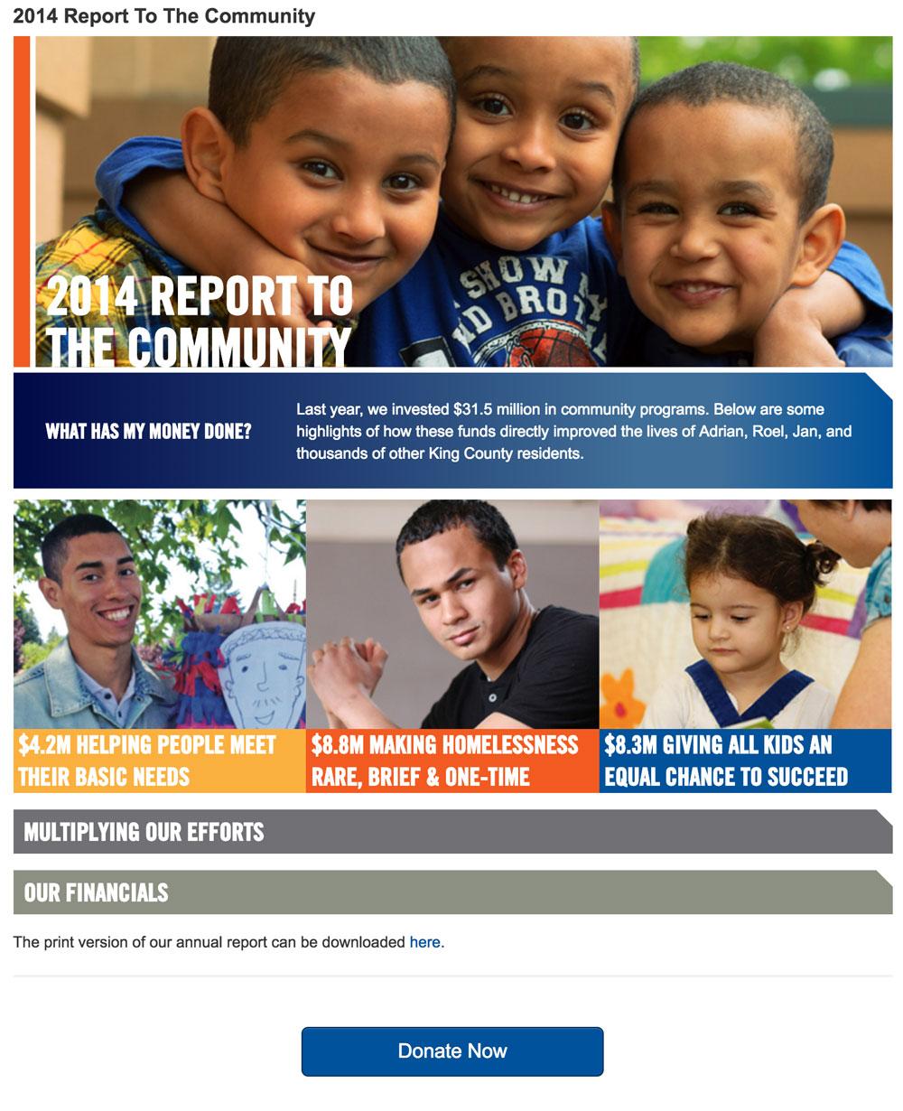 UWKC Annual Report